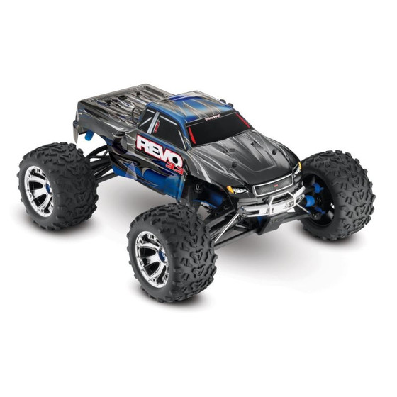 TRAXXAS Revo RTR 3.3R TQ-Wireless blau