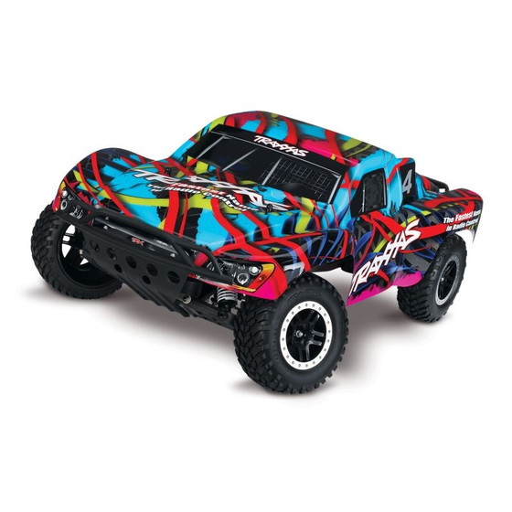 TRAXXAS Slash VXL Hawaiian RTR ohne Akku/Lader