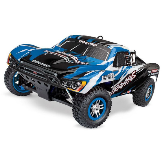 TRAXXAS SLAYER RTR 3.3 2.4GHz blau