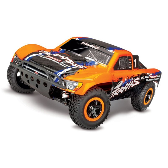 TRAXXAS Slash 4x4 VXL orange RTR ohne Akku/Lader