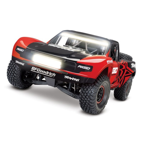 TRAXXAS Unlimited Desert Racer 4x4 VXL RIGID-Ed. RTR + LED